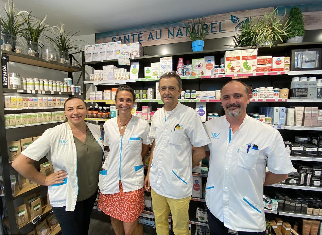 Equipe Pharmacie Herboristerie Pontrousseau